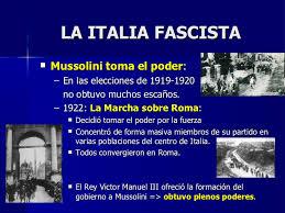 Fascismo y fascista