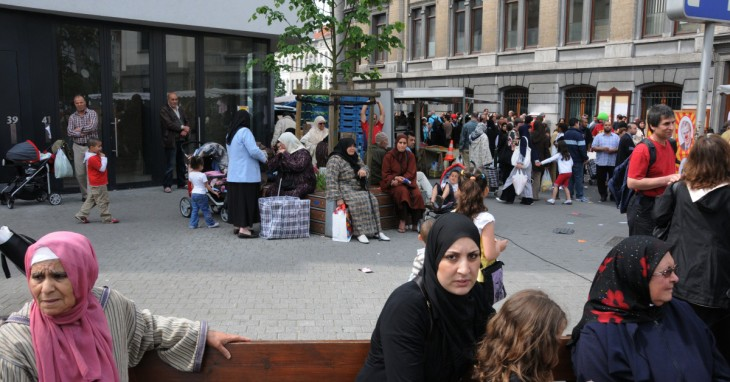 inmigracion musulmana en Europa