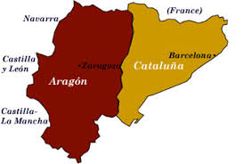 Cataluña y Aragón